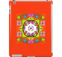 Smart Tech, Fashion, Home Accessories in Red Foulard Design iPad Case/Skin