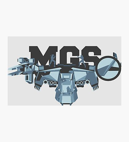 M.G.S - The Best is Yet to Come Photographic Print