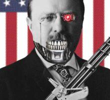 Vote Mech Roosevelt- Teddy Roosevelt for President Sticker