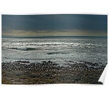 Gower Shoreline Poster