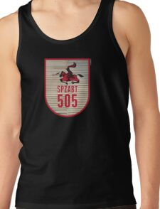 SPZABT 505 UNIT INSIGNIA Tank Top