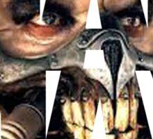 Mad Max Immortan Joe Sticker