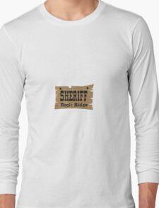 Sheriff Rock Ridge Long Sleeve T-Shirt