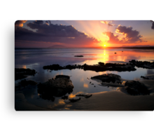 Perfect Gerroa Canvas Print