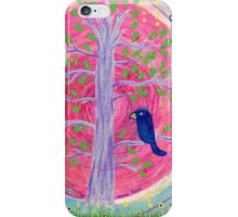 Sing with the Birds iPhone Case/Skin