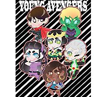 Print: Young Avengers Photographic Print