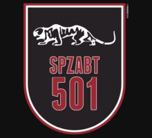 SPZABT 501 UNIT INSIGNIA by PANZER212