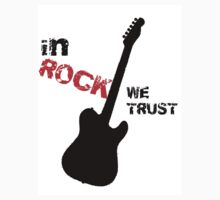In Rock We Trust 2 by e11jay