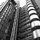 Lloyds Building, London by inglesina