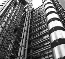 Lloyds Building, London by inglesina