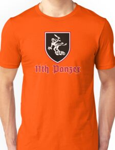 11th PANZER UNIT INSIGNIA Unisex T-Shirt