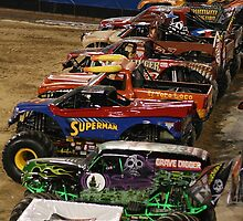2010 MONSTER JAM JACKSONVILLE, FLORIDA by Dana Yoachum