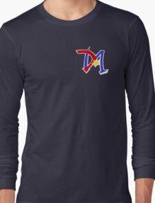Yu-Gi-Oh GX - Duel Academy Logo Long Sleeve T-Shirt