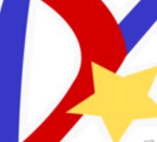 Yu-Gi-Oh GX - Duel Academy Logo Sticker