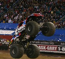 Monster Jam-Nitro Circus by Dana Yoachum