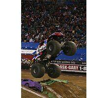 Monster Jam-Nitro Circus Photographic Print