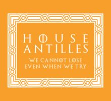 House Antilles (white text) by houseorgana
