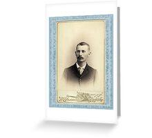 CHARLEY HALLORAN Greeting Card