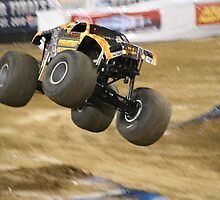 Monster Jam-2010 Maximum Destruction by Dana Yoachum