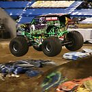 Monster Jam - Grave Digger 2010 by Dana Yoachum