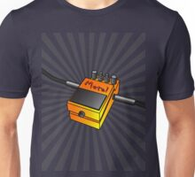 Metal Stompbox Unisex T-Shirt