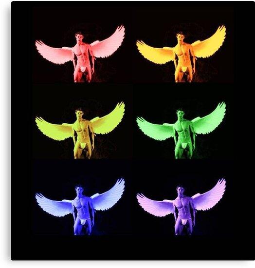 Angel Pride II by David VanHattem