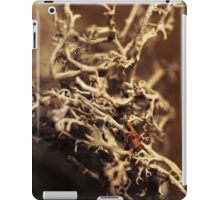 Left hood in mos iPad Case/Skin