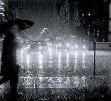 blissful rain by Janine Matheson