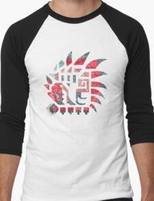 Rathalos - Monster Hunter Men's Baseball ¾ T-Shirt