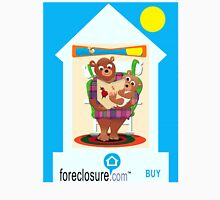 Larravide Sunny Days with Foreclosure.com Unisex T-Shirt