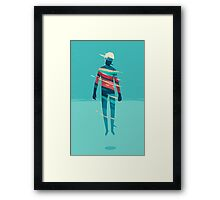 Movement 01 Framed Print