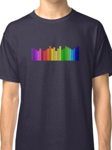 Colorful Bars Classic T-Shirt