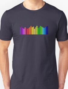 Colorful Bars Unisex T-Shirt