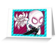 Print: SpiderGwen Greeting Card