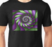 Ribbon Spiral Unisex T-Shirt