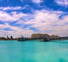 Uncommon Blue by njordphoto