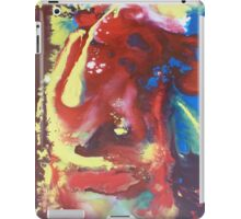 abstract acrylic painting iPad Case/Skin