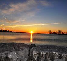 Sunrise XIII (Lakeshore) SERIES... by sendao
