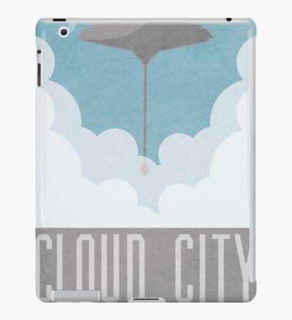 Cloud City Star Wars Poster iPad Case/Skin