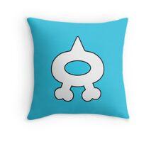 Pokemon - Team Aqua Throw Pillow