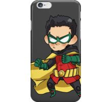 DC Comics || Damian Wayne/Robin iPhone Case/Skin