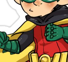 DC Comics || Damian Wayne/Robin Sticker