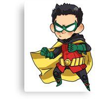 DC Comics || Damian Wayne/Robin Canvas Print