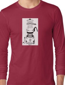 Figure - 1 Long Sleeve T-Shirt