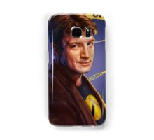 Nathan Fillion Samsung Galaxy Case/Skin