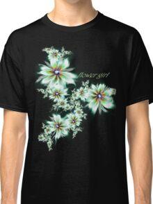 T-flower girl Classic T-Shirt