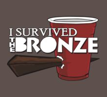 I Survived the Bronze T-Shirt