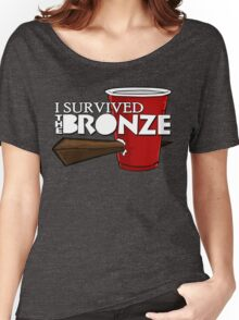 I Survived the Bronze Women's Relaxed Fit T-Shirt