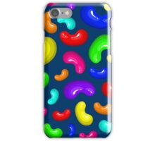 Jelly Beans in Space iPhone Case/Skin