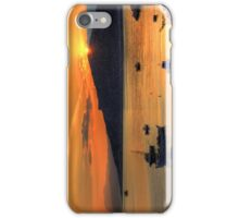 Sunrise over Nissaki iPhone Case/Skin